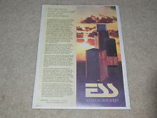 ESS Ad, 1974, Heil Air Info, 1 page, amt-1, amt-3, amt-4