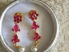 semi precious 1g gold polish pure silver and copper natural gem stone necklace