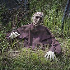 Halloween Zombie-Gehirn Untoter Bodendeko Horror-Grusel-Party-Deko
