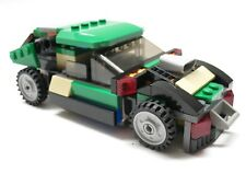 LEGO DeLorean DMC BTTF Back to the Future MOC (My Creation) Custom +1 minifigure