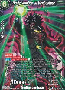 Dragon Ball Super - Broly sombre, le Vindicateur : C BT13-136