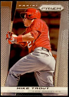 🔥 2013 Mike Trout (2nd Year) Panini Prizm #159 Anaheim Angels Non Silver