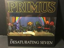 PRIMUS : The Desaturating Seven LP NEW (Rainbow Splatter Colored) Les Claypool