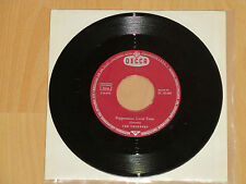 "7"" THE TWISTERS - PEPPERMINT TWIST TIME / SILLY CHILY"