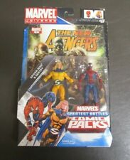 Spider-Man and Sentry MARVEL UNIVERSE Comic Packs Hasbro MIB