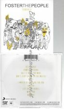 CD--FOSTER THE PEOPLE--    TORCHES