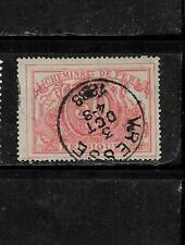 BELGIUM BELGIAN SC #Q11  POSTALLY USED 1882 PARCEL POST SINGLE STAMP