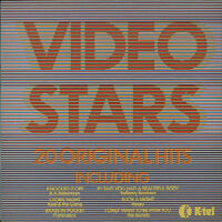 VARIOUS ARTISTS Video Stars 1979 UK  vinyl LP EXCELLENT CONDITION