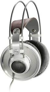 AKG  Audio K701 Over-Ear Open Back Reference Studio Headphones White