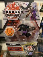 BAKUGAN Armored Alliance DARKUS ASH Action Card 45/_CO/_AV