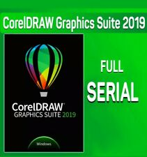 - CorelDRAW Graphics Suite 2019 ✔️ Lifetime License ✔️ Full Version -