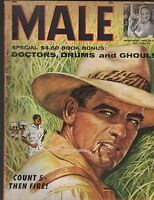 Male Magazine Russ Meyer Reinosa Matamoros Mexico February 1956