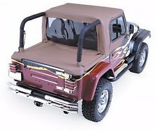 Rampage Full Cab Enclosure & Tonneau Cover 97-02 Jeep Wrangler TJ 994017 Spice