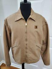 Carhartt Detroit Jacket Men's XL Blanket Lined Work Wear Painter J204