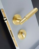 Durable Door Handles And Lock Electroplated Modern Design For Home Furniture New