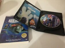 Finding Nemo Dvd 2-Disc Special Edition with Slipcover & Insert! Pixar Very Good