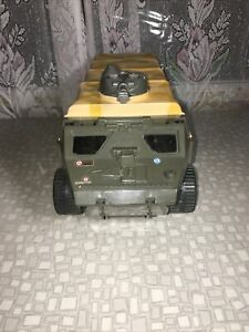 GI Joe APC Personnel Carrier Complete With Seat Belts