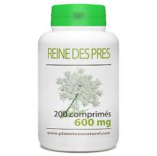 Reine des Près 600 mg - 200 comprimés - Planète au Naturel