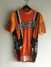 Maglia fox cycle shirt trikot jersey maillot made in Italy size XL