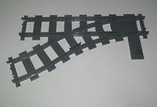 Lego ® RC Commutateur de Rail Chemin de Fer Train 9 v ref 53407 NEW