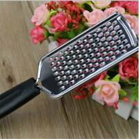 Cheese Grater, Hand-Held Stainless Steel for Kitchen - Multi-Purpose Kitchen AA