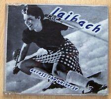 "Laibach Across the universe rare 3"" CD single"