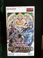 Yu-Gi-Oh La Guerre Des Géants Recommence - Boite De 10 Boosters