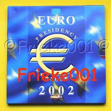 België - Belgique - Presidencyset 2002 BU.