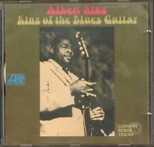 ALBERT KING King of the Blues Guitar CD 17 track STEVE CROPPER Booker T Jones