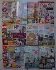 Wohnen Zeitschriften wohn zeitschriften sammlungen günstig kaufen ebay