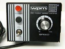 NIB BODINE DC SPEED CONTROL MODEL 0791. TYPE WPM-2137E1. 115 V.