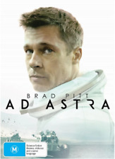 Ad Astra (DVD, 2019, R4) - Used Good Condition
