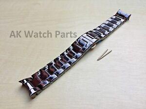 Spare Black Ceramic Strap Fits Emporio Armani AR1410 Watch Bracelet/Band/Link