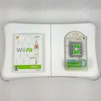 Nintendo Wii Fit And Wii Fit Balance Board With Rechargeable Battery Pack Tested