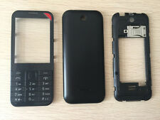 Classia Housing cover bezel case keypad for Nokia Asha 225 N225 New Replacement