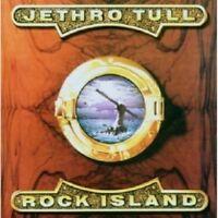 JETHRO TULL - ROCK ISLAND-REMASTER  CD 10 TRACKS PROGRESSIVE ROCK NEW+
