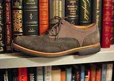 Great Jones Cole Haan WingTips OxfordsSuede  Shoes  Men Sz 8.5 M