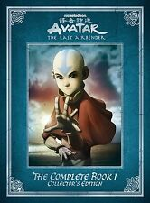 AVATAR THE LAST AIRBENDER THE COMPLETE BOOK 1 COLLECTOR'S EDITION