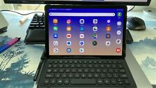 Samsung S4 Tablet WiFi + Cellular (Att) with pen and Smart Keyboard