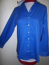 Cotton Collared Button Down Shirt Tops & Blouses for Women