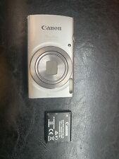 Canon PowerShot ELPH 1093C001 180 Digital Camera - Silver