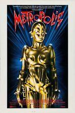 "Metropolis Movie Poster Replica 13x19"" Photo Print"