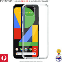 Clear Hybrid Shockproof Case Tough Cover For GOOGLE PIXEL 4 3 XL 4XL 3XL