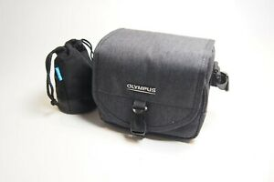 Genuine Olympus Shoudler Bag - Gray color