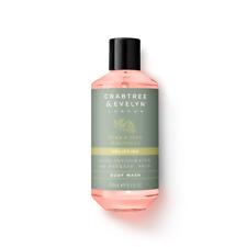 Crabtree & Evelyn Pear & Pink Magnolia Uplifting Body Wash 250ml Natural Soft