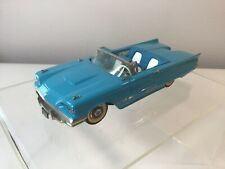 A & S Modelmakers 1958 Ford Thunderbird Convertible Open 1:43 Scale