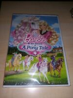 Barbie & Her Sisters in a Pony Tale New DVD