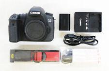 # Canon EOS 6D 20.2MP Digital SLR Camera - Black S/N 1023