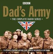 Dad's Army: The Complete Radio Series One: 1 (Audio CD), Croft, D. 9781471366567