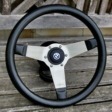 Volant  Cuir Vintage Neuf Nardi Personal Complet BMW  Lancia VW Alfa & Autres